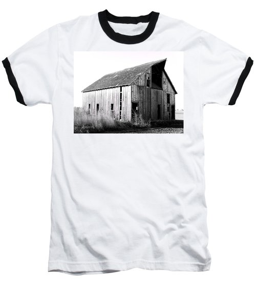 Albert City Barn 3 Baseball T-Shirt