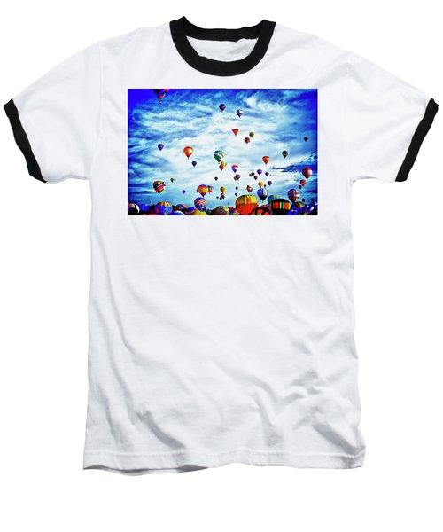 Albuquerque Blues Baseball T-Shirt