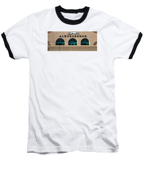 Albuquerque Hound Baseball T-Shirt