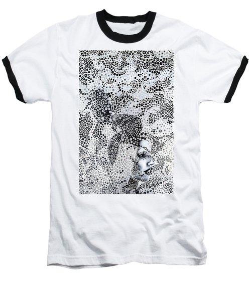 Alice In Wonderland Baseball T-Shirt
