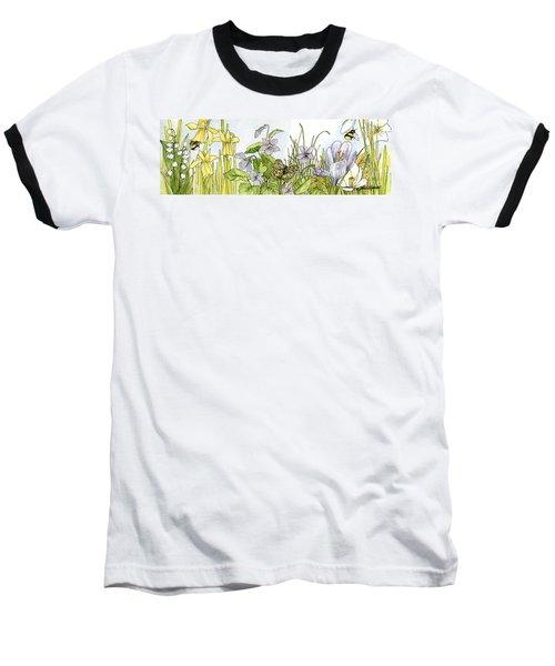 Alive In A Spring Garden Baseball T-Shirt