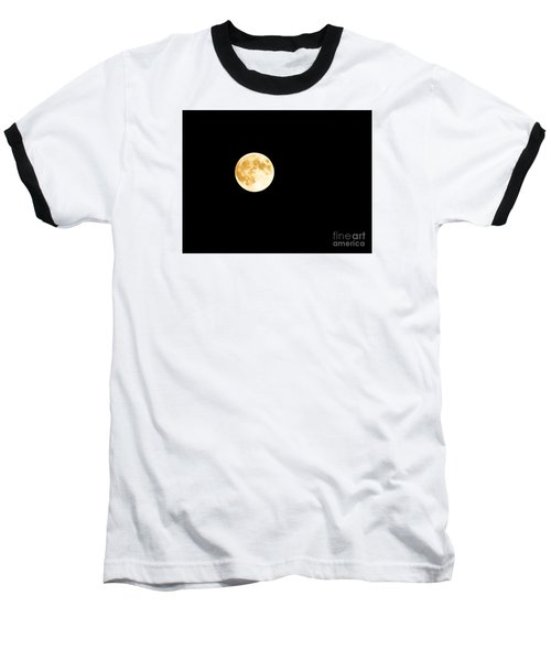 Baseball T-Shirt featuring the photograph All That Glitters by Sandy Molinaro