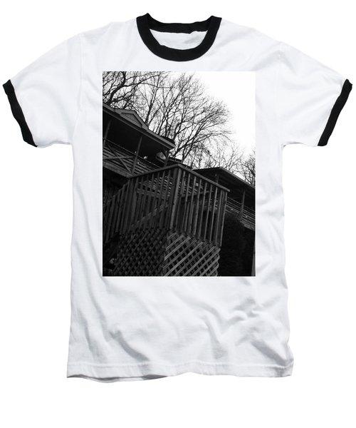 All The Way Baseball T-Shirt