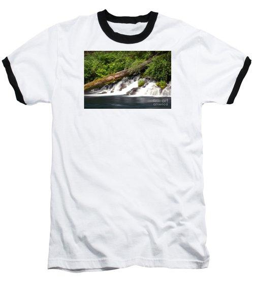 Allen Springs On The Metolius River Baseball T-Shirt