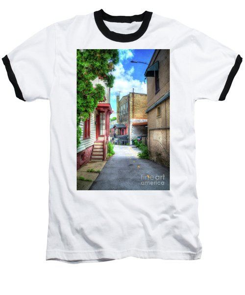 Alleyway Baseball T-Shirt