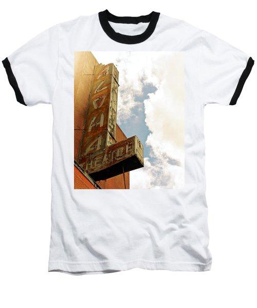 Aloha Theatre Baseball T-Shirt