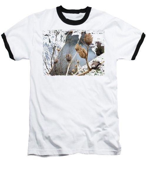 Along The River Baseball T-Shirt