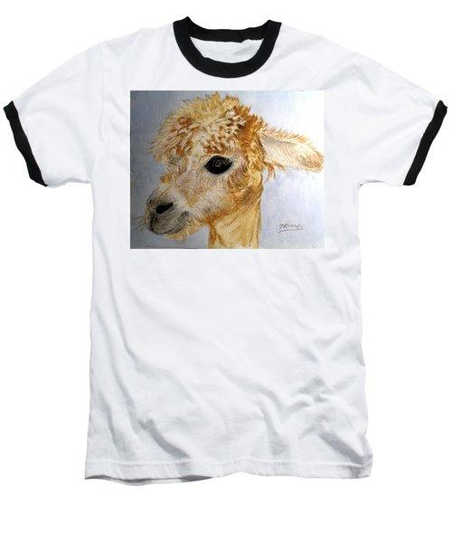 Alpaca Cutie Baseball T-Shirt