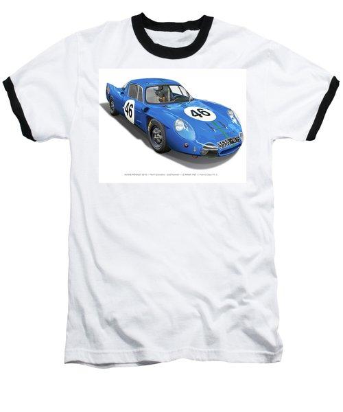 Alpine Renault A210 Baseball T-Shirt