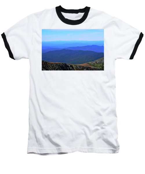 Alpine Tundra Baseball T-Shirt