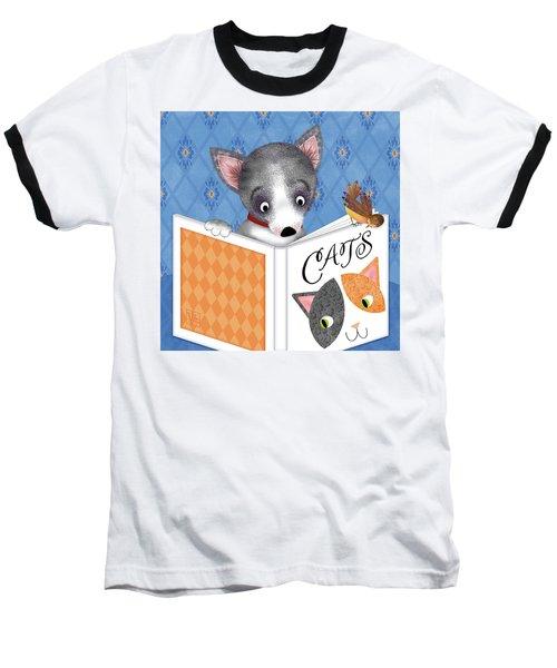 Always Do Your Homework Baseball T-Shirt