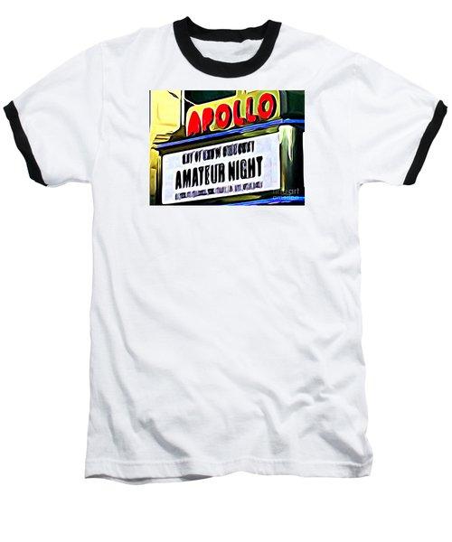 Amateur Night Baseball T-Shirt