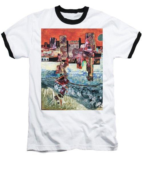 Amazing Places Baseball T-Shirt