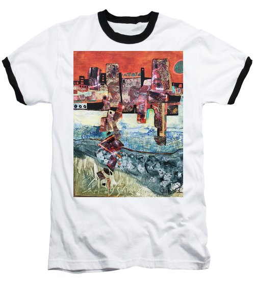 Amazing Places Baseball T-Shirt