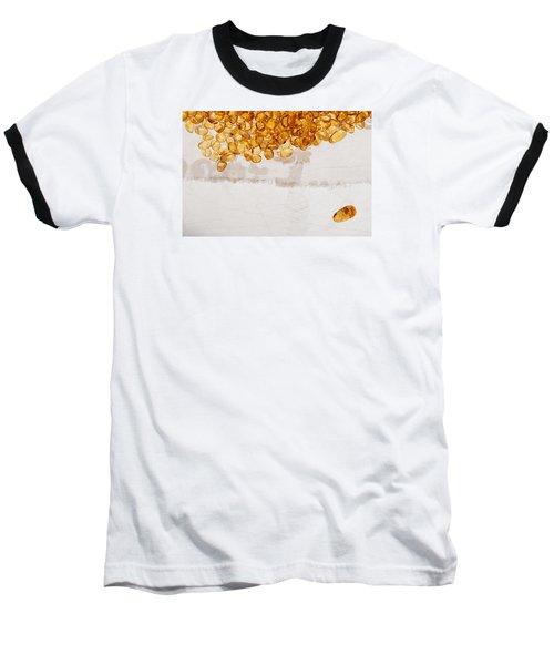 Amber #7863 Baseball T-Shirt
