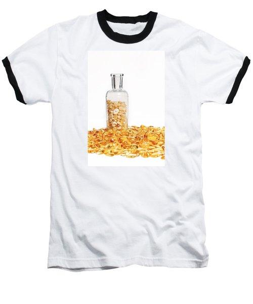 Amber #7900 Baseball T-Shirt