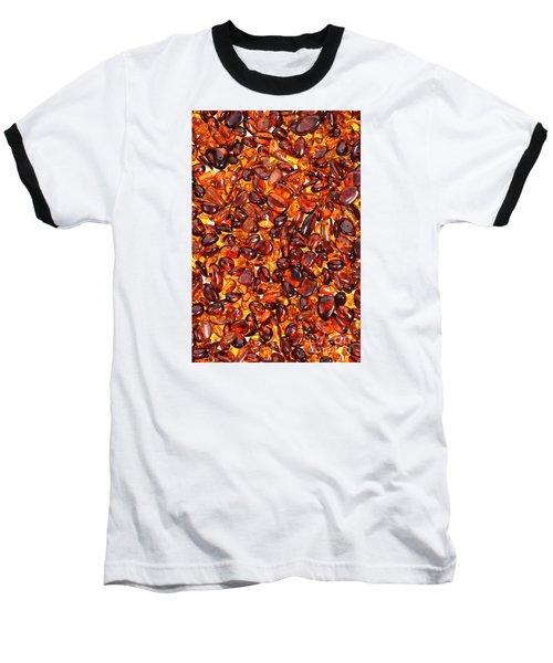 Amber #7960 Baseball T-Shirt
