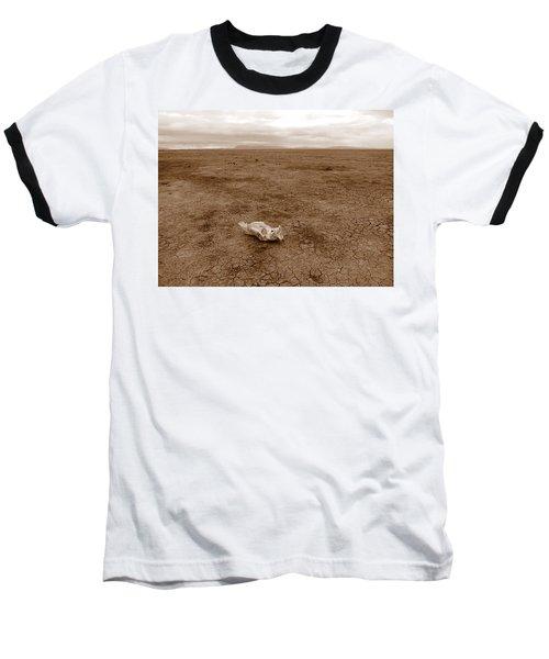 Amboseli Lake Baseball T-Shirt