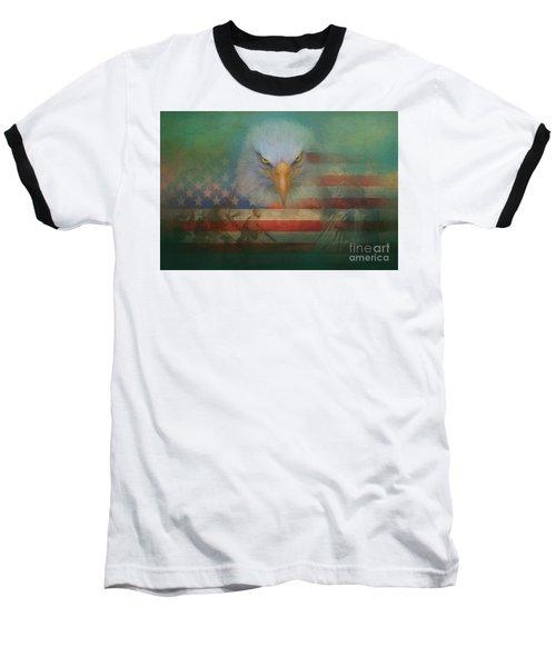 America The Great Baseball T-Shirt