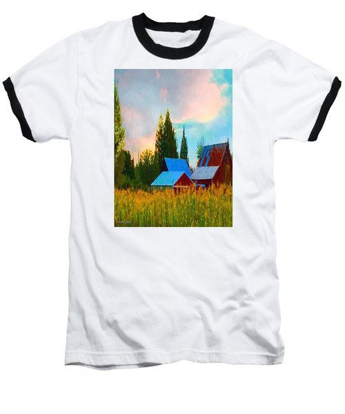 Sweet Corn Baseball T-Shirt