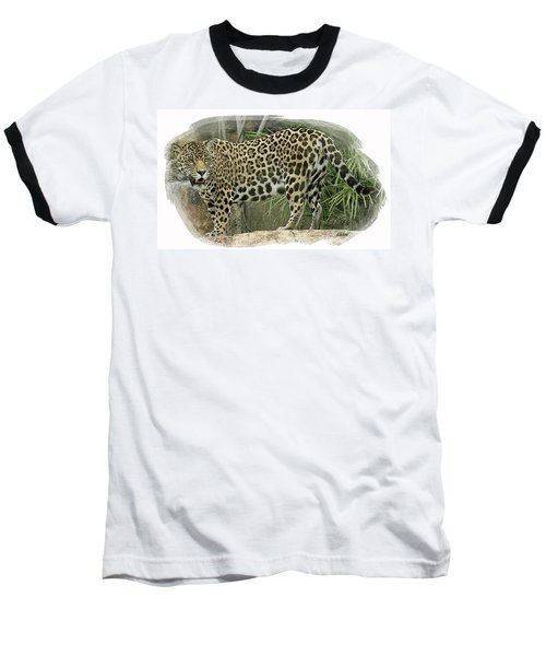 American Jaguar 18 Baseball T-Shirt