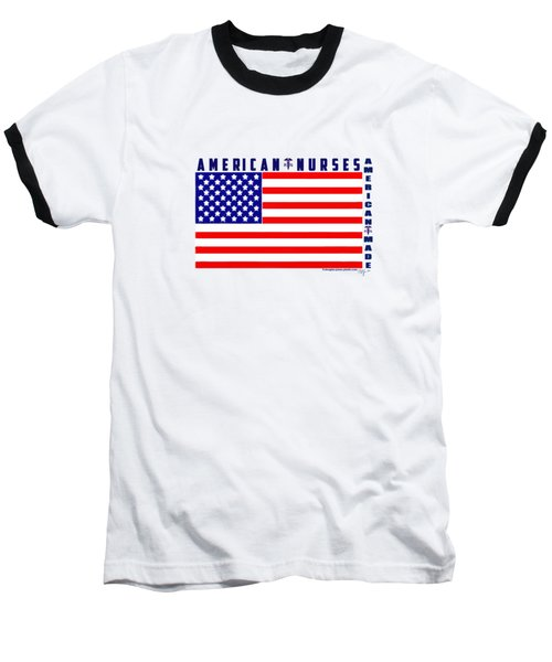 American Nurses Baseball T-Shirt