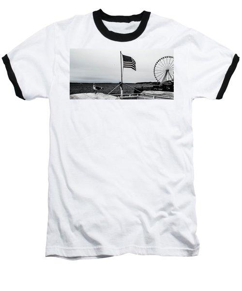 American Seattle Baseball T-Shirt