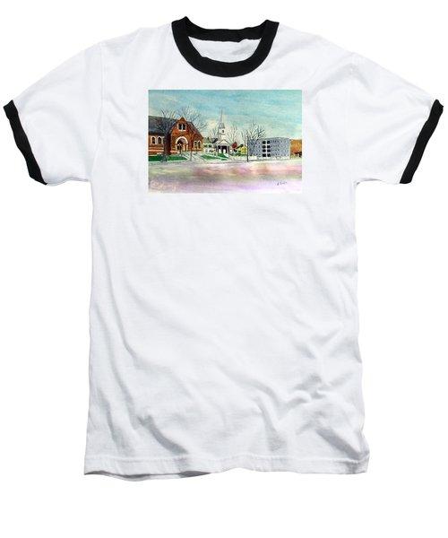 Amesbury Public Library Circa 1920 Baseball T-Shirt
