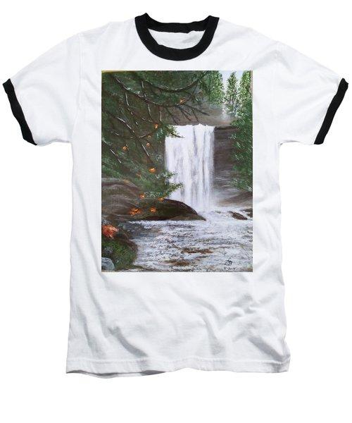 Ammonite Falls Baseball T-Shirt