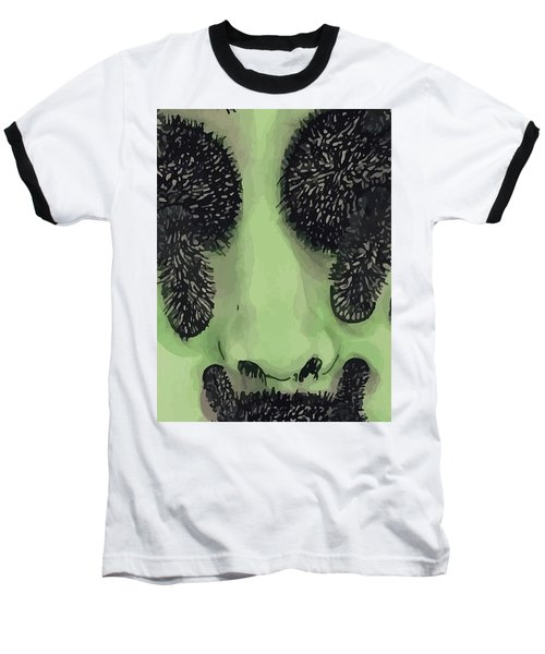 An Alien  Baseball T-Shirt