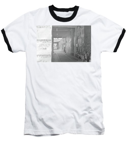An Alley To A Backstreet Baseball T-Shirt