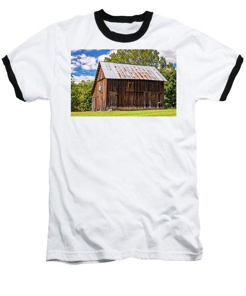 An American Barn 2 Baseball T-Shirt