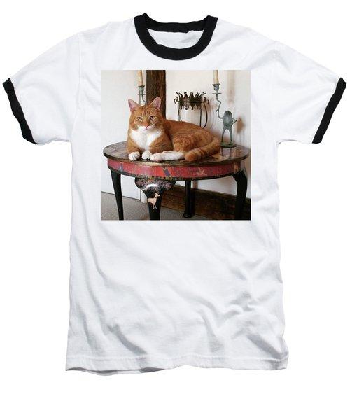 His Highness Baseball T-Shirt
