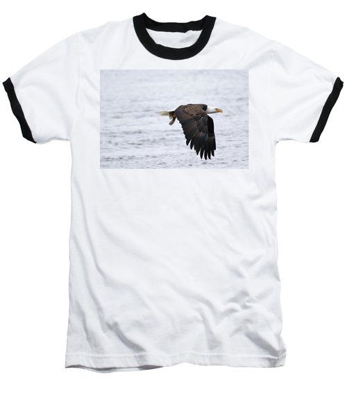 An Eagles Catch 11 Baseball T-Shirt by Brook Burling