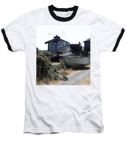 An Island Memory Baseball T-Shirt