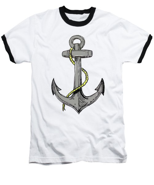 Anchor Baseball T-Shirt