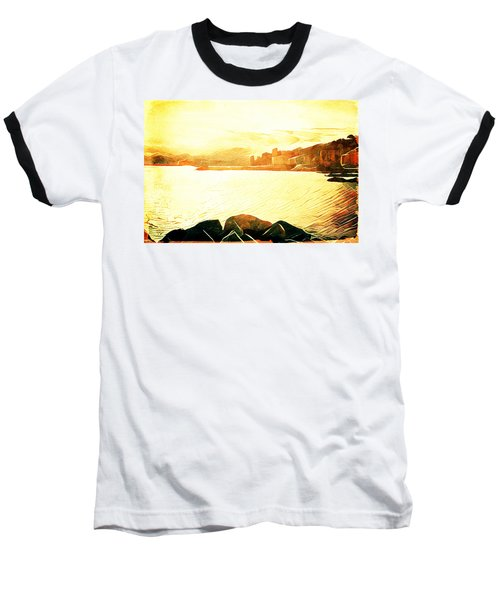 Ancient Marina Baseball T-Shirt