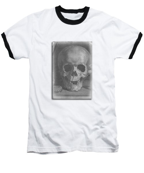 Ancient Skull Tee Baseball T-Shirt