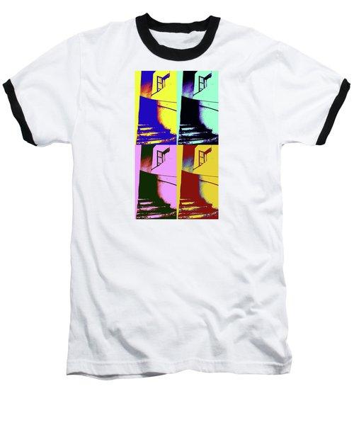 Andalusia Baseball T-Shirt by Tetyana Kokhanets