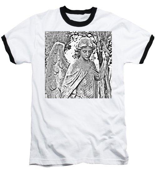 Angel Altered Baseball T-Shirt