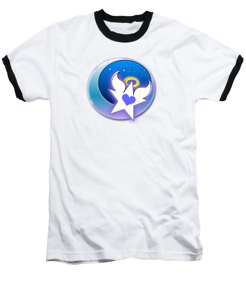 Angel Star Icon Baseball T-Shirt