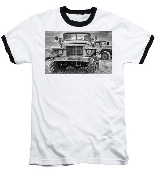 Angry Grandpa Baseball T-Shirt