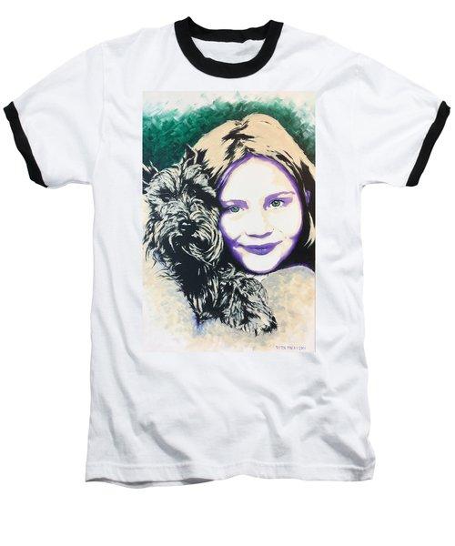 Anita Baseball T-Shirt