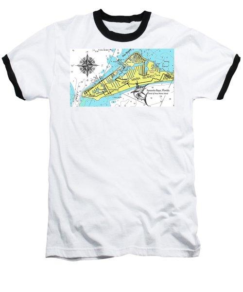 Anna Maria Island Baseball T-Shirt