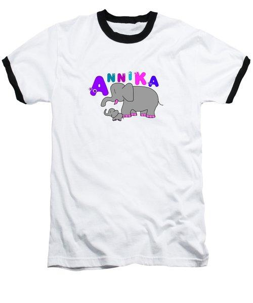 Annika Tshirt Size 1 Baseball T-Shirt