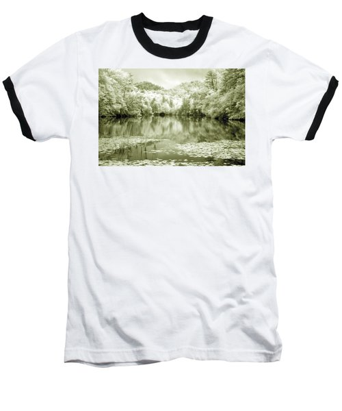 Baseball T-Shirt featuring the photograph Another World by Alex Grichenko