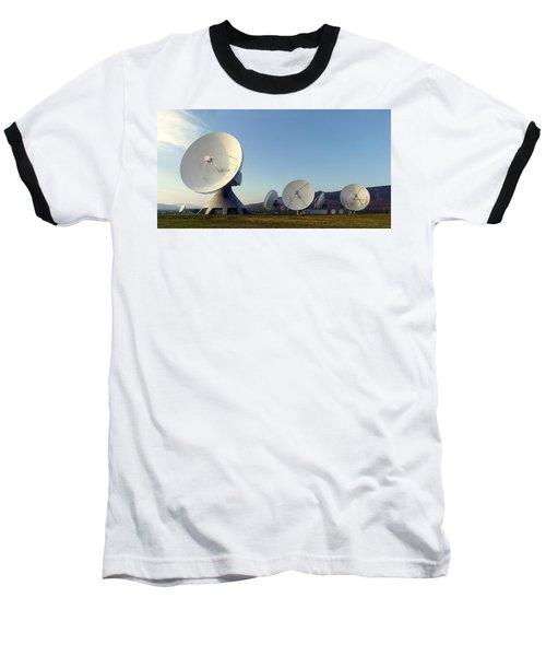 Antenna Array 2 Of The Earth Station  Baseball T-Shirt