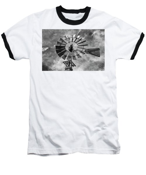 Baseball T-Shirt featuring the photograph Anticipation by Stephen Stookey