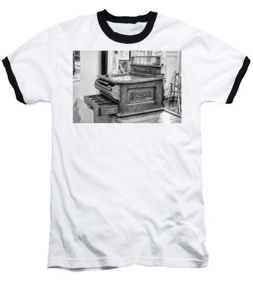 Antique Cash Register Baseball T-Shirt
