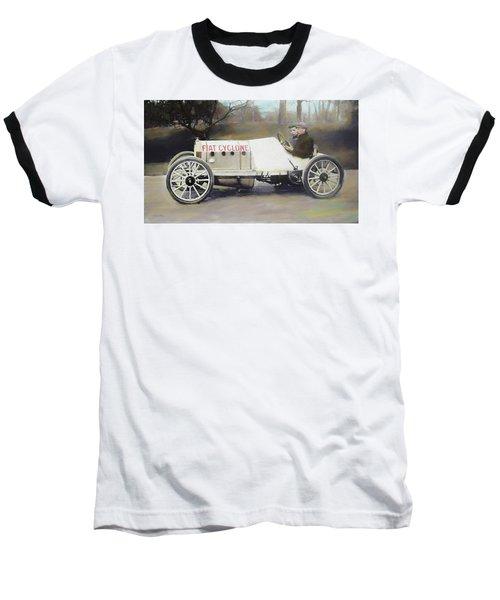 Antique Fiat Racer Dop Baseball T-Shirt
